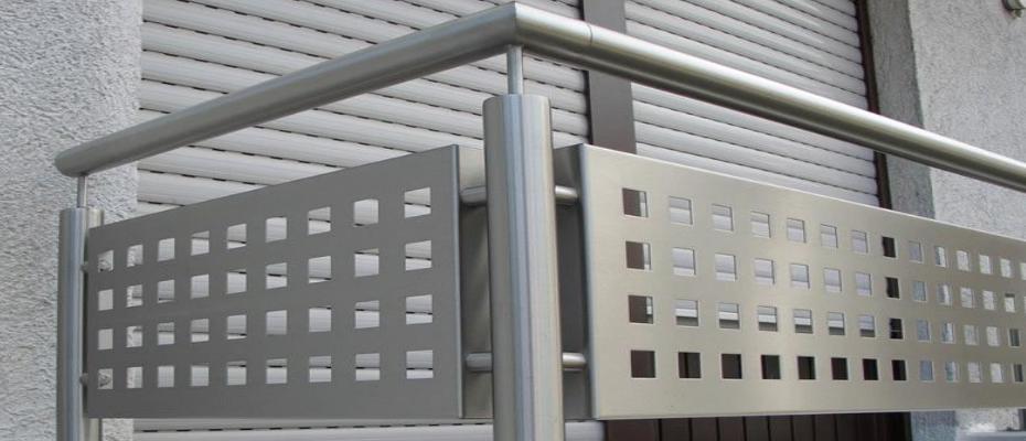 Geländer für Balkone, Terrassen und Treppen kaufen die günstig bei ...